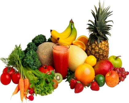 verdeturi si fructe