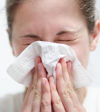 gripa cum scapam de ea