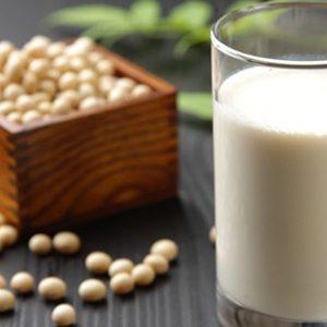 laptele de soia