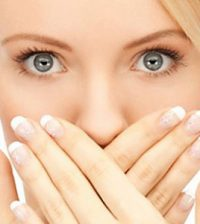 respiratia urat mirositoare