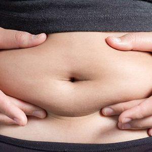 grasime abdominala